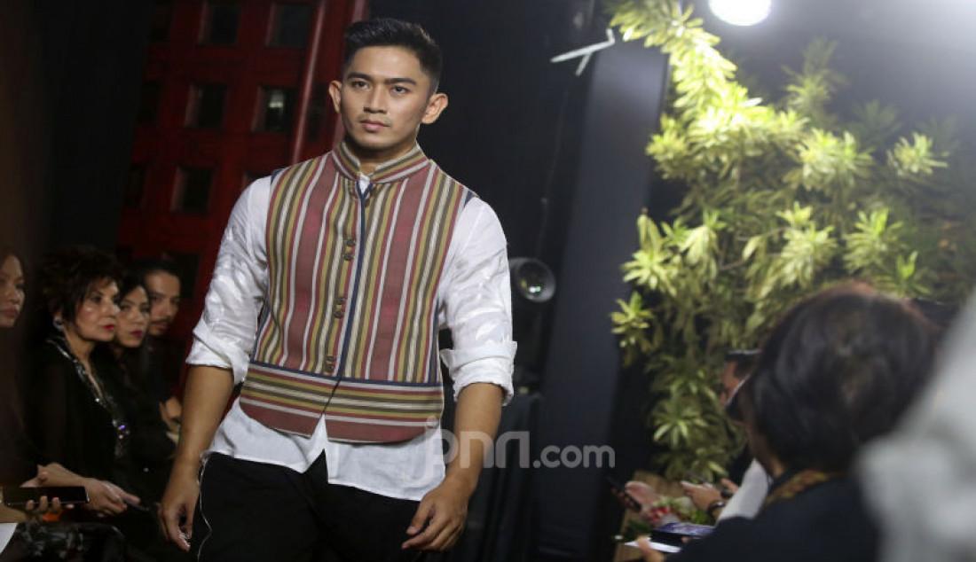 Denny Wirawan Persembahkan 48 Koleksi spring/summer 2020 - JPNN.com