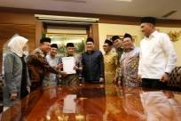 Fraksi PKB Melaporkan UU Pesantren Kepada PBNU - JPNN.com