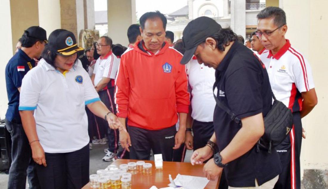 300 ASN Pemkab Badung Jalani Tes Urine - JPNN.com