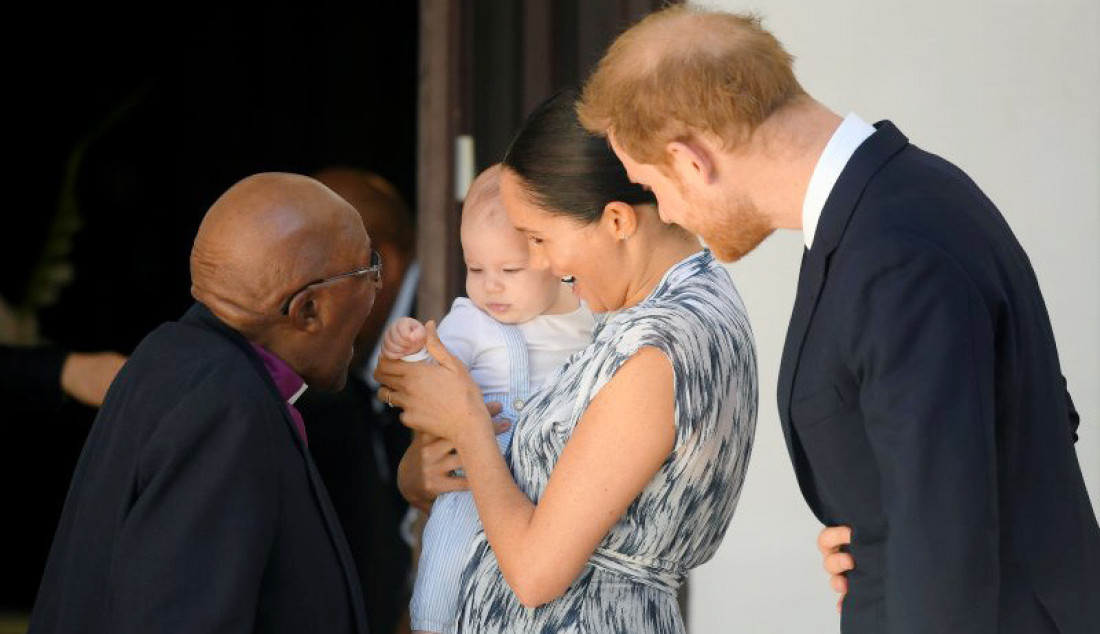 Pangeran Harry Kunjungi Pusat Kesehatan Malawi - JPNN.com