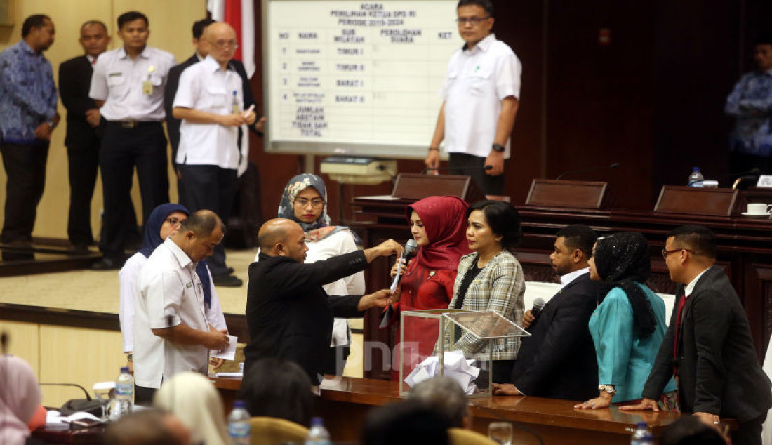 AA La Nyala Mattaliti Menjadi Ketua DPD RI - JPNN.com