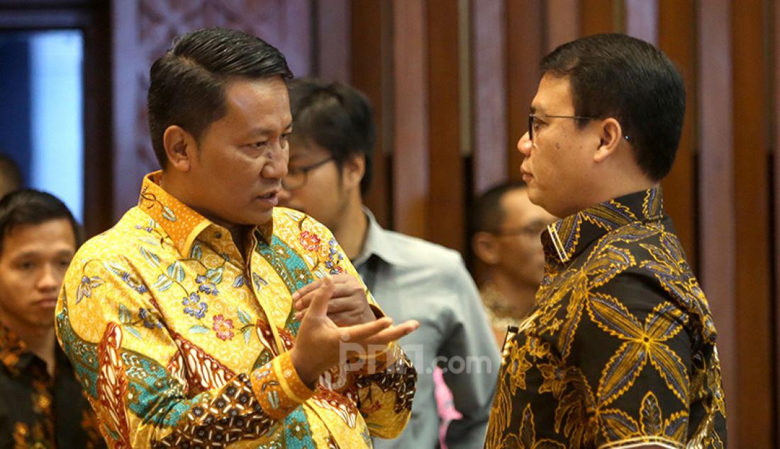 Rapat Gabungan Pimpinan Fraksi dan DPD - JPNN.com