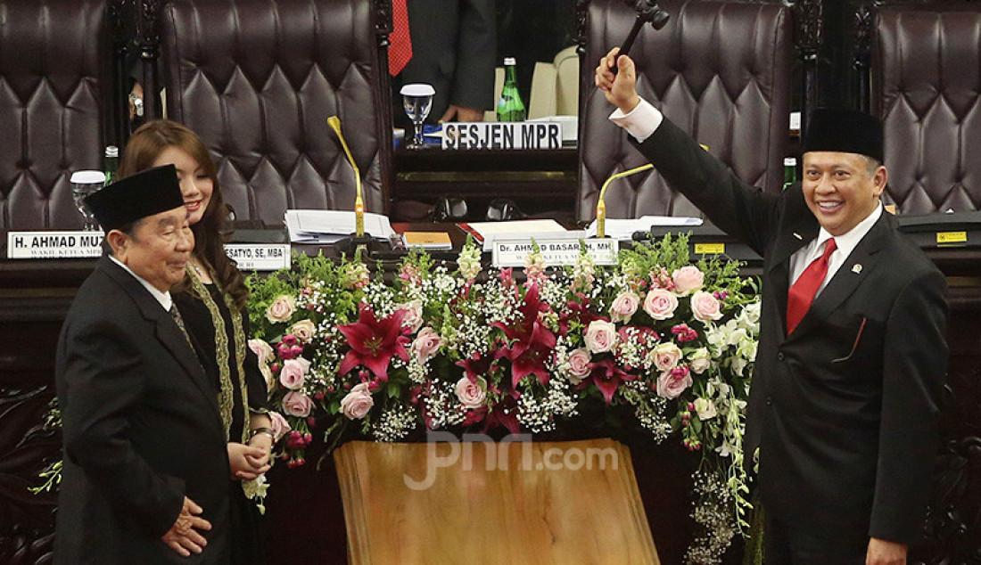 Pelantikan Ketua MPR 2019 - 2024 - JPNN.com