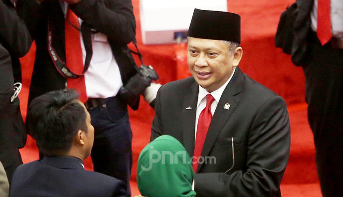 Ketua MPR Bambang Soesatyo - JPNN.com