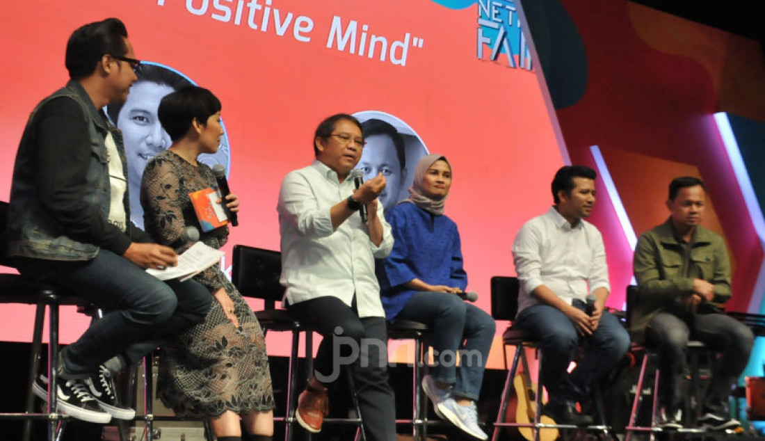 Siberkreasi Netizen Fair 2019 - JPNN.com