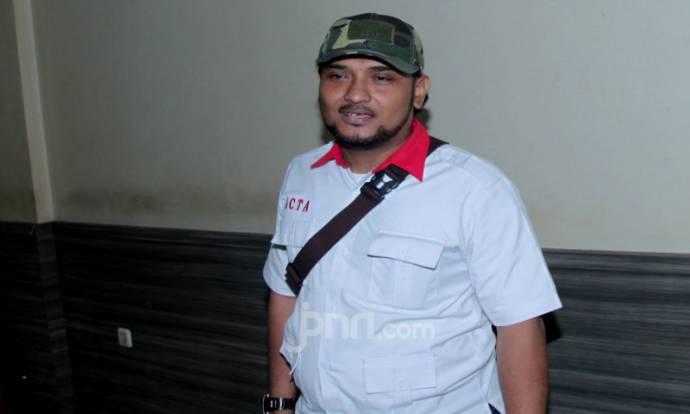 Novel Bamukmin Penuhi Panggilan Polda Metro Jaya