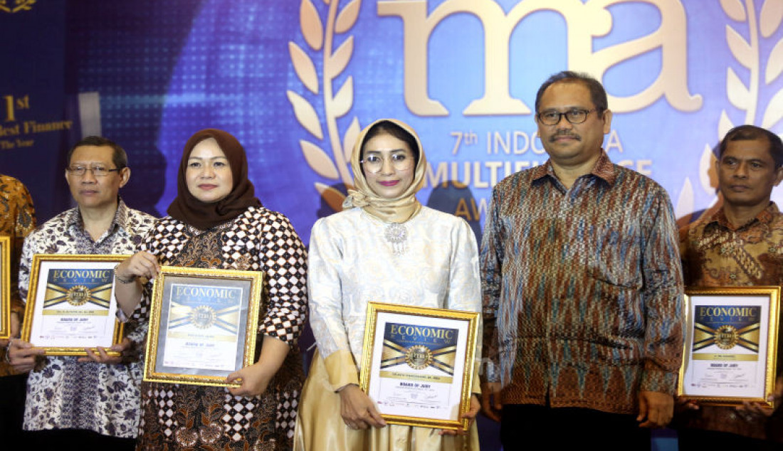 Indonesia Multifinance Award VII 2019 - JPNN.com