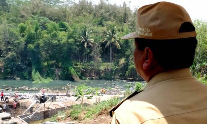 Atasi Pencemaran Industri, Pemkot Magelang Bangun Ipal
