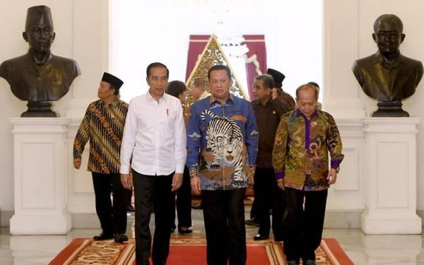 Inilah Susunan Acara Pelantikan Presiden dan Wapres - JPNN.com