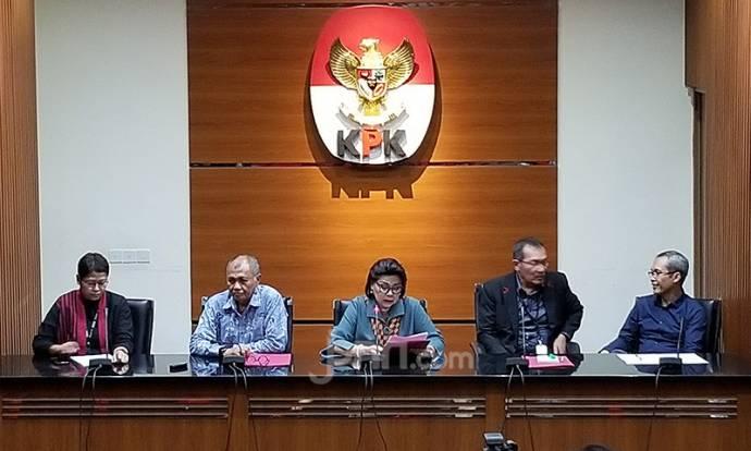 KPK Tetapkan Wali Kota Medan sebagai Tersangka