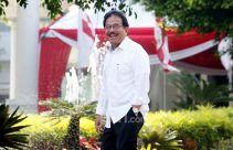 Keluar Istana, Sofyan Djalil Percaya Diri bakal Jadi Menteri ATR Lagi - JPNN.com