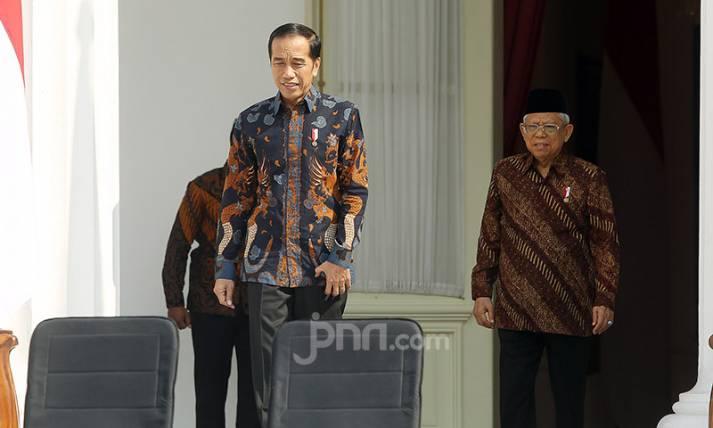 Perkenalan Kabinet Indonesia Maju 2019 - 2024 - JPNN.com