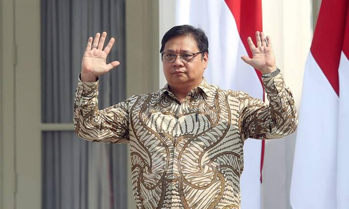 Menko Perekonomian Airlangga Hartarto - JPNN.com