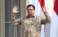 Kebut Anggaran PEN, Menteri Airlangga Kian Optimistis Melihat Tren - JPNN.com