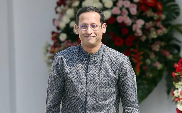 Nadiem Makarim Gugup Bertemu Anggota DPR RI - JPNN.com