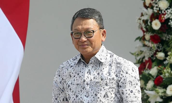 Menteri ESDM Arifin Tasrif - JPNN.com