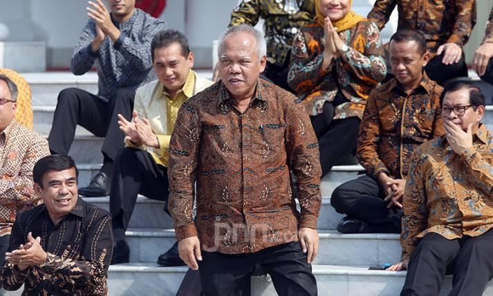 Menteri PUPR Basuki Hadimuljono - JPNN.com