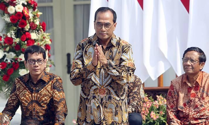Menhub Budi Karya Sumadi - JPNN.com