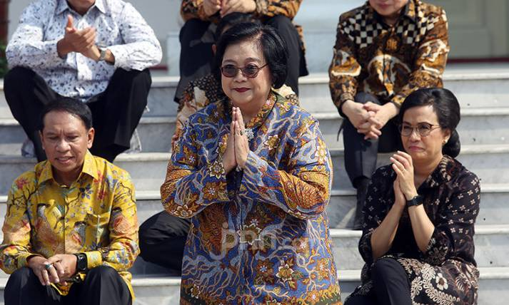 Menteri LHK Siti Nurbaya Bakar - JPNN.com