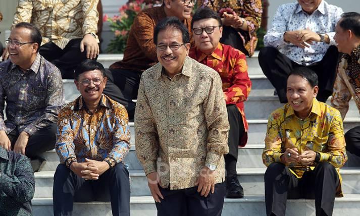 Menteri ATR Sofyan Djalil - JPNN.com