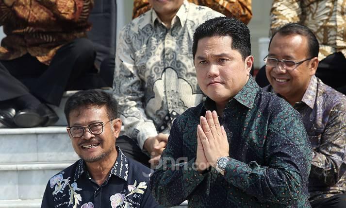 Menteri BUMN Erick Thohir - JPNN.com