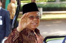 Wapres Ma'ruf Amin: Pandemi Covid-19 Peluang Bagi Industri Produk Halal - JPNN.com