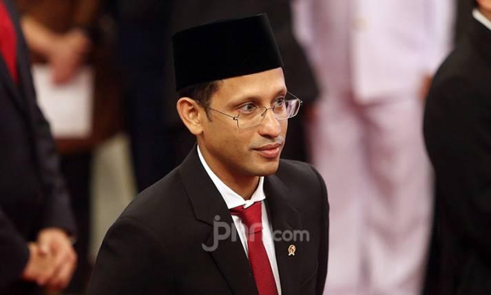 Mendikbud Nadiem Makarim - JPNN.com