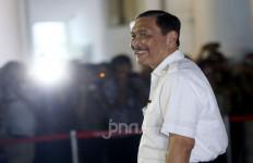 Luhut Minta PEN Padat Karya Dilanjutkan hingga Mei demi Genjot Daya Beli saat Ramadan - JPNN.com