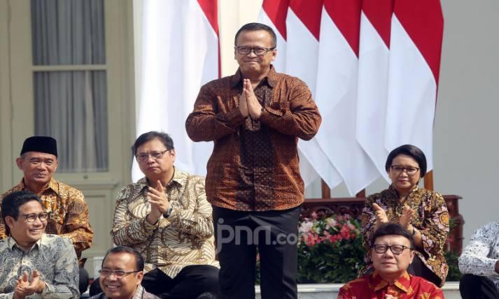 Menteri KKP Edhy Prabowo - JPNN.com