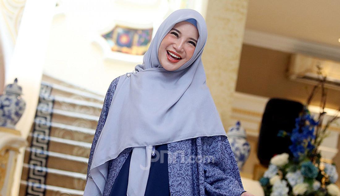 Aktris Chacha Frederica saat ditemui di sela-sela kesempatan, Jakarta, Senin (28/10). Foto: Ricardo - JPNN.com
