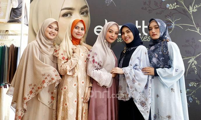 Elzatta Hijab Keluarkan Koleksi Gayatri Series