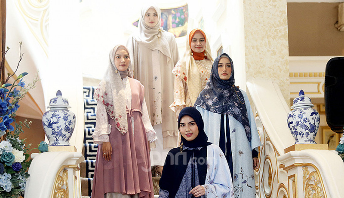 Elzatta Hijab Keluarkan Koleksi Gayatri Series - JPNN.com