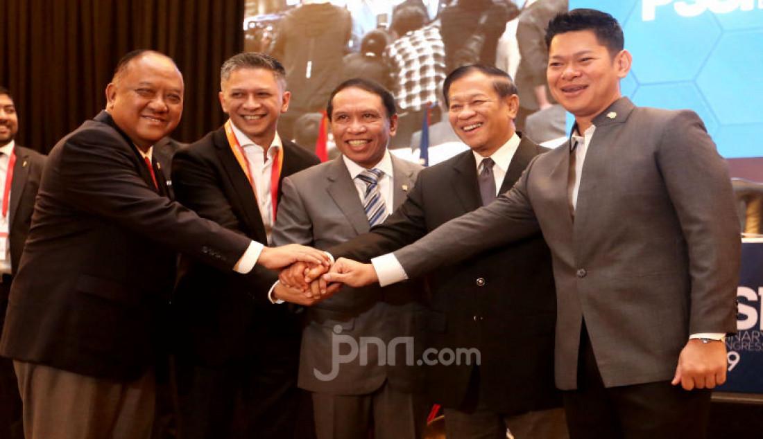 Menpora Membuka Kongres Luar Biasa PSSI 2019 - JPNN.com