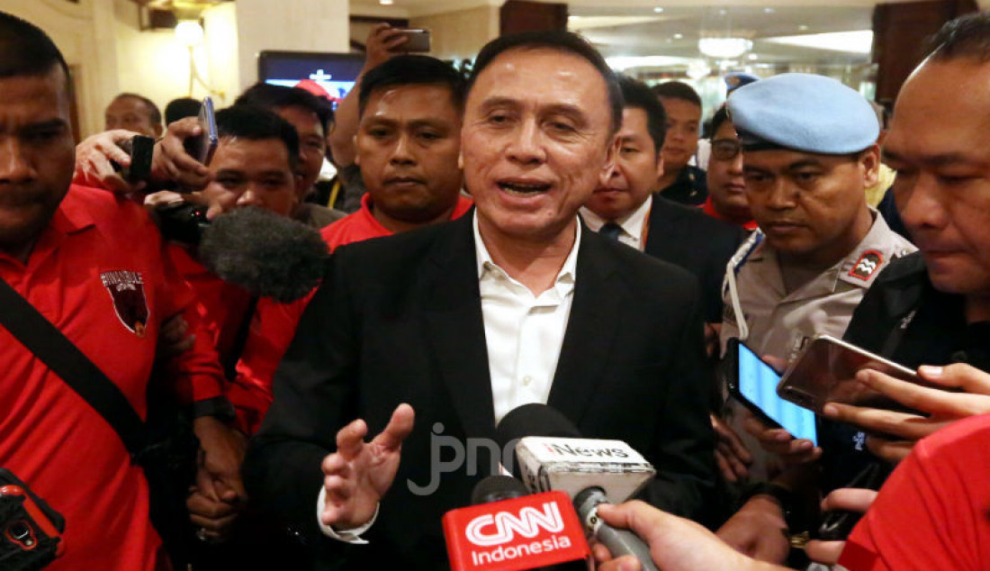 Mochamad Iriawan Terpilih Menjadi Ketua Umum PSSI - JPNN.com