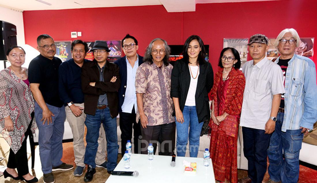 Konpers Teater Panembahan Reso karya WS Rendra - JPNN.com