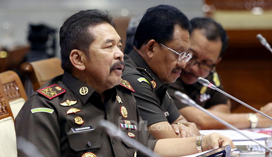 Komisi III DPR Gelar Raker Bersama Jaksa Agung - JPNN.com