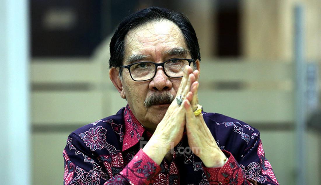 Mantan Ketua KPK Antasari Azhar. Foto: Ricardo - JPNN.com