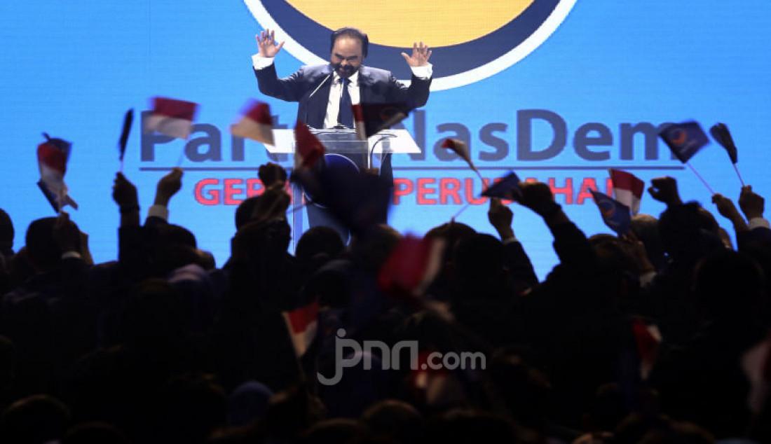 Kongres II Partai NasDem - JPNN.com