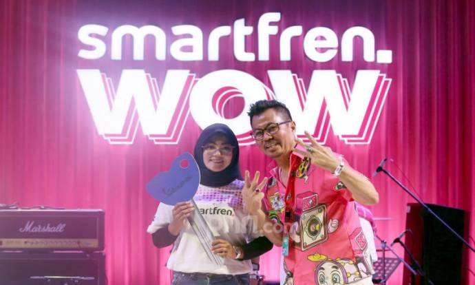 Smartfren WOW Fest