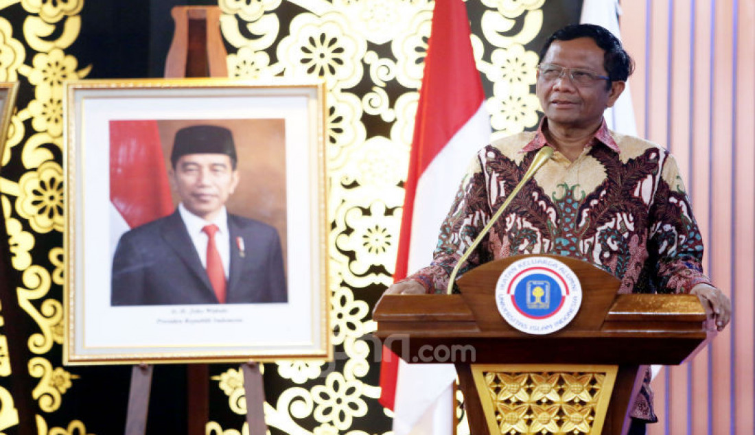 Mahfud MD Menjadi Menkopolhukam, IKA UII Gelar Syukuran - JPNN.com