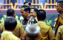 Presiden Jokowi Buka Rakornas Indonesia Maju - JPNN.com