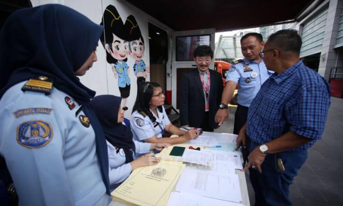 Smartfren Dukung Layanan Paspor Keliling Imigrasi