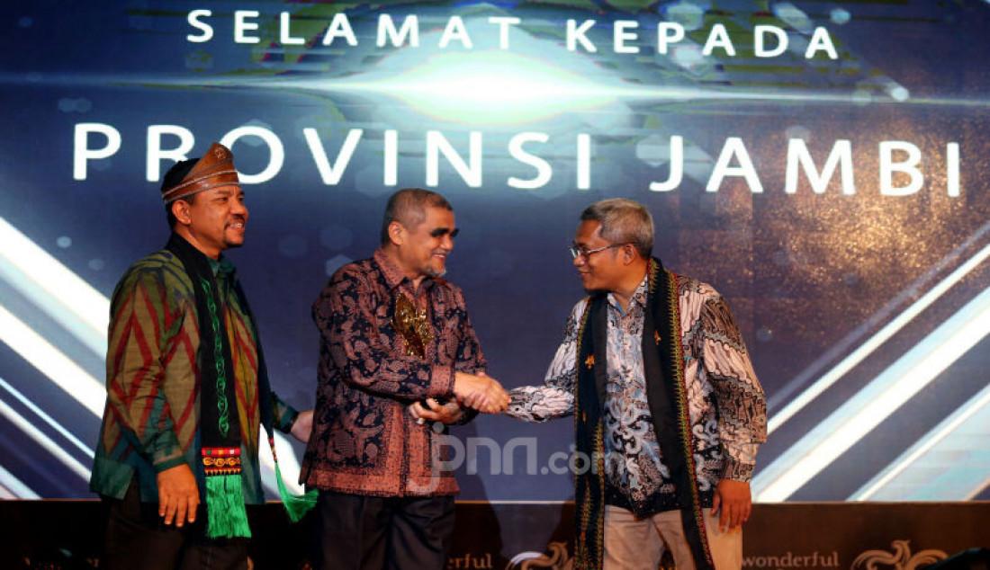 Provinsi Jambi Raih Juara Umum di Anugerah Pesona Indonesia 2019 - JPNN.com