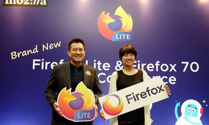Mozilla Luncurkan Firefox Lite