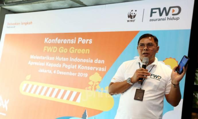 FWD Life Bersama WWF Indonesia Kampanyekan Go Green