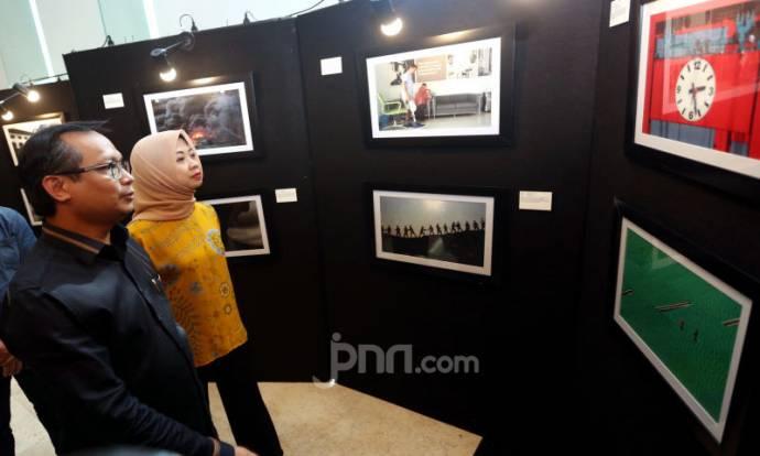 Pameran Foto Jurnalistik BPJAMSOSTEK