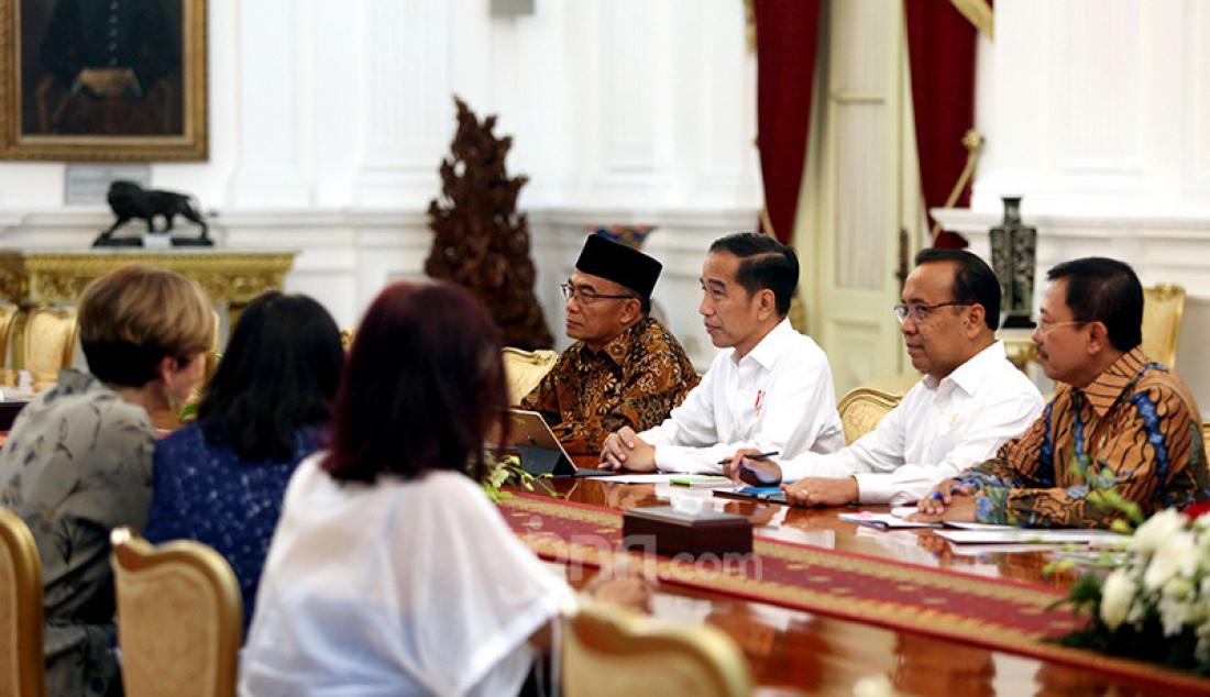 Presiden Jokowi Terima Delegasi Aksi Stop TBC Dunia - JPNN.com
