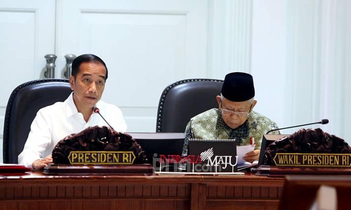 Jokowi Pimpin Ratas Pelaksanaan Program KUR 2020 - JPNN.com