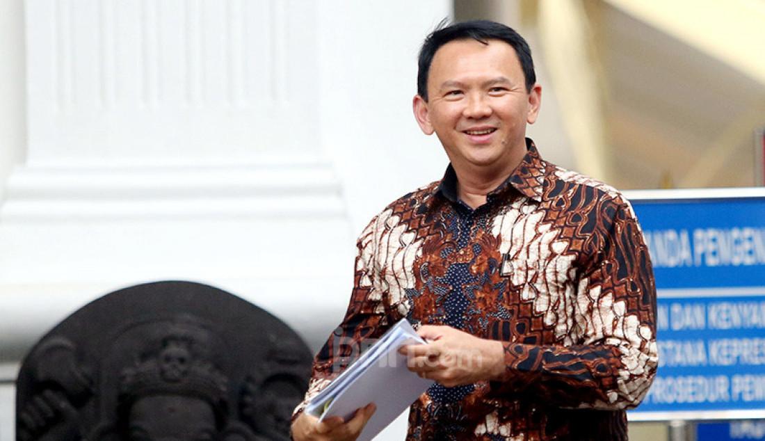 Komut Pertamina Basuki Tjahaja Purnama - JPNN.com
