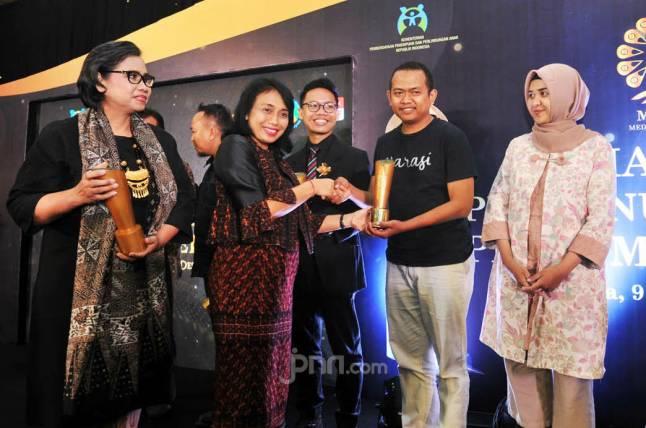 Penghargaan Piala Media Ramah Anak Tahun 2019 - JPNN.com